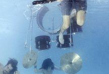 Nirvana underwat