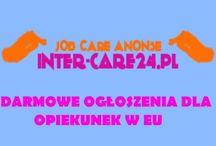 inter-care24.pl / Darmowe ogłoszenia dla opiekunek. Praca w całej Europie