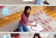 Carpet & Rug Updos
