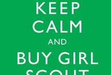 Girl Scout Cookies / by Jeanette Stromgren