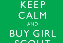 Girl scouts / by Nancy Villarreal