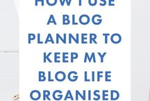 Organisation secrets / Learning how to be more organised one pin at a time
