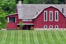Barns / by Jill Shevlin Design