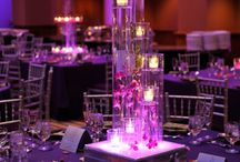 Illuminated & LED ideas for centrepieces and decor