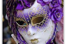 Masks and Mannikins