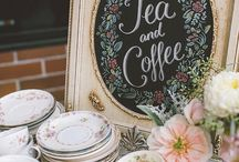 Tea Time / Pretty tea accessories