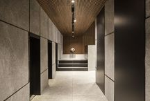 Commercial foyers