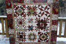 Quilt ideas for red and white quilt