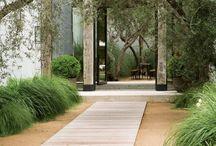 terasă - grădină