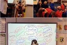 Classroom inspiration  / by Anna Livingston