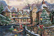 Christmas: Art
