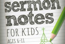 SNFK Reviews / Review and endorsements for Sermon Notes for Kids