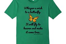 Butterfly Tees / Butterfly t-shirts
