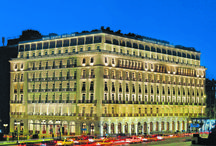Athens - Grande Bretagne / The Grande Bretagne is located in the heart of the city, offering luxuriously decorated rooms and suites with free Wi-Fi access. 5* deluxe - Athens - Greece