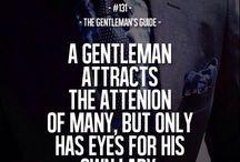 Gentleman's path