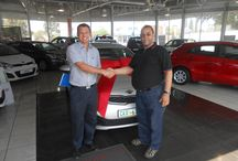 Handovers / To all our valued customers - thank you so much from the team of Kia McCarthy for supporting the dealership.