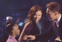 Hiddleston x Turner x Stephens <33