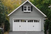 Garages / Weaver Barns builds Amish quality garages that look great and provide years and years of dependable storage and utility.