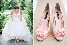 Pink&Creamy Wedding Ideas