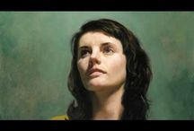 Oil Painting Portraits