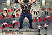 Workout barbell