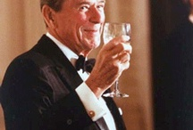 Reagan / A great great man who inspires us today. / by Jan Henry