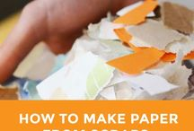 Papermaking and Crafts