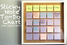 Organising!