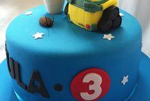 Fête Malik 3 ans