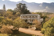 Schoone Oordt Country House / Schoone Oordt Country House | Swellendam | South Africa