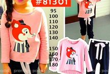 Fashion Anak / Untuk pemesanan melalui: PIN BB:2942305D atau SMS/WA: 08561143735