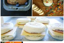 Muffins and breakfast treats