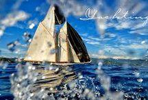 Yachting, Lodě