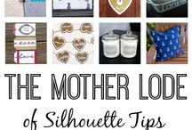 Silhouette Cameo Sizzix Eclips Tutorials & Tips / Tips and tricks using the new die cutting machines!
