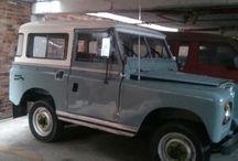 progreso Land Rover santana