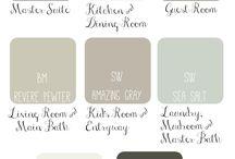 culori pereti