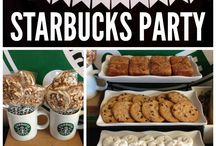 Starbucks party
