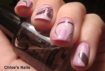Hair nails and eyes oh my! / by Dianne Davis