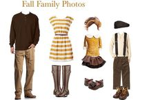 WHAT TO WEAR - FAMILY/COUPLE