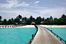 Travel - Maldives / We visited one of most beautiful places on Earth last summer of 2014.