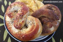 Bread/Rolls/Pizza Dough / by Dawn Holmes