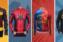 Superhero Jackets