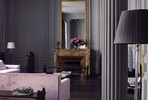 DeCotesworth Noir / Colour . Charm . Folly .  DeCotesworth - Transforming terminally dull interiors