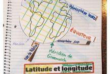 Ecole - Géographie