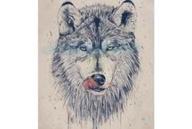 Wolves / by Marsha Rudd