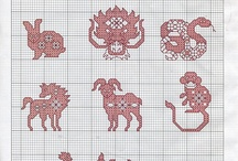 Broderie Grilles / Embrodery Paterns