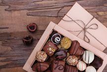 Chocolates poster