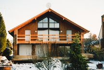 Timber Frame Homes / These are a selection of the homes we have built for our happy Customers over the last 35 years...