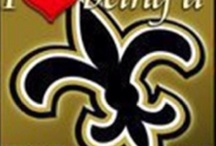 Who Dat / by Phyllis Tate Armstrong