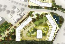 hotel site plan architecture